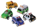 Pullback Emergency Vehicles<br /> 1,728 pieces per case assorted<br />US$ 0.45