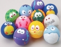 Water Squirter Balls<br /> 936 pieces per case assorted<br />US$ 0.49