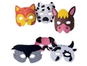 Animal Masks<br /> 480 pieces per case assorted<br />US$ 0.39